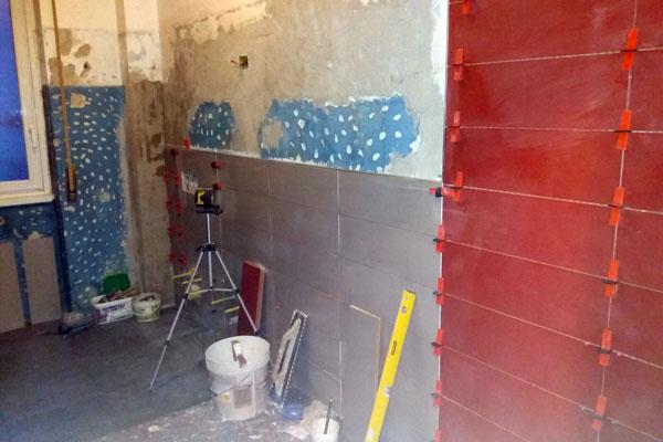 Costo realizzazione bagno box doccia rettangolare con seduta muratura costo bagno completo - Bagno in muratura costi ...